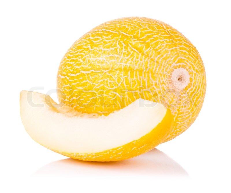 hvid honningmelon