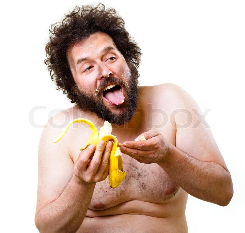Как правильно сосать банан