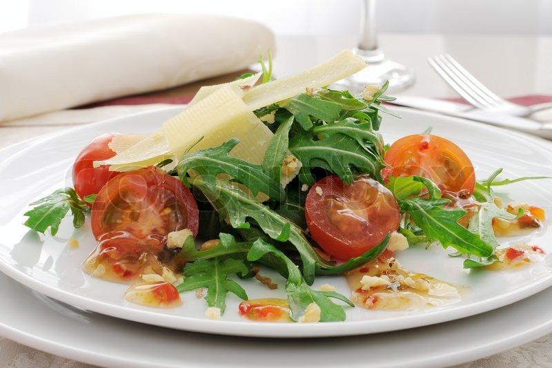 Фото всех салатов с помидорами