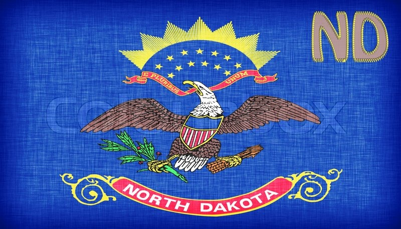 Nd state flag