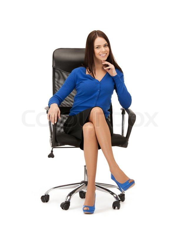 Клипарт сексуальные девушки на кресле