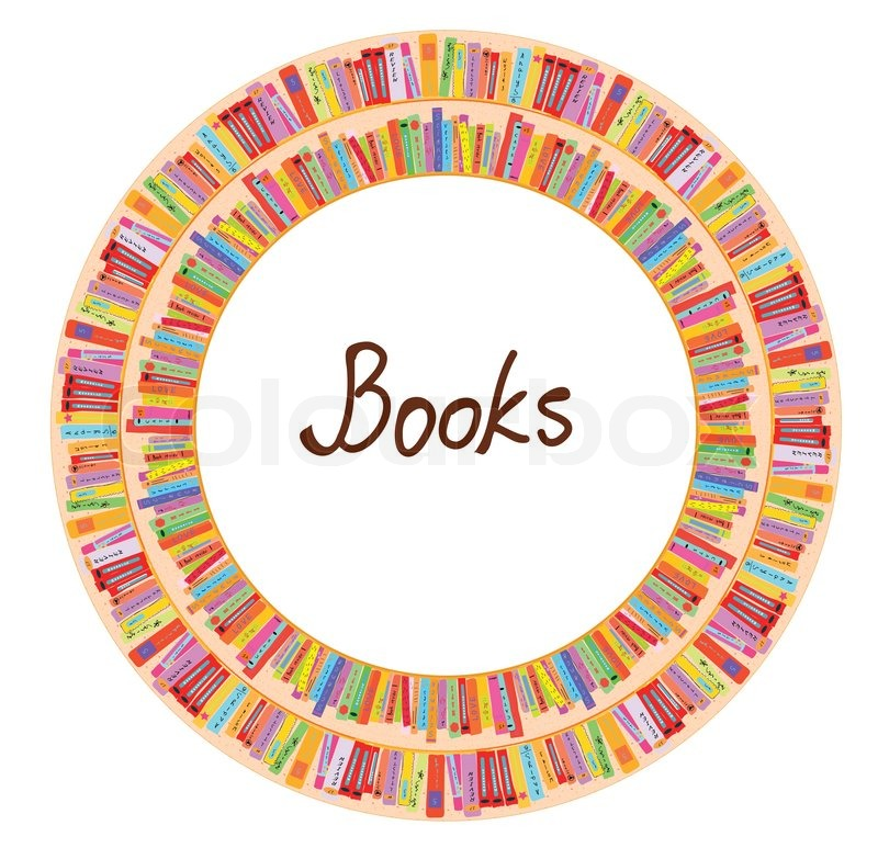 Image result for circle of books