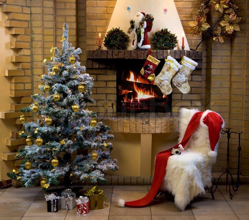 warten auf weihnachten stockfoto colourbox. Black Bedroom Furniture Sets. Home Design Ideas