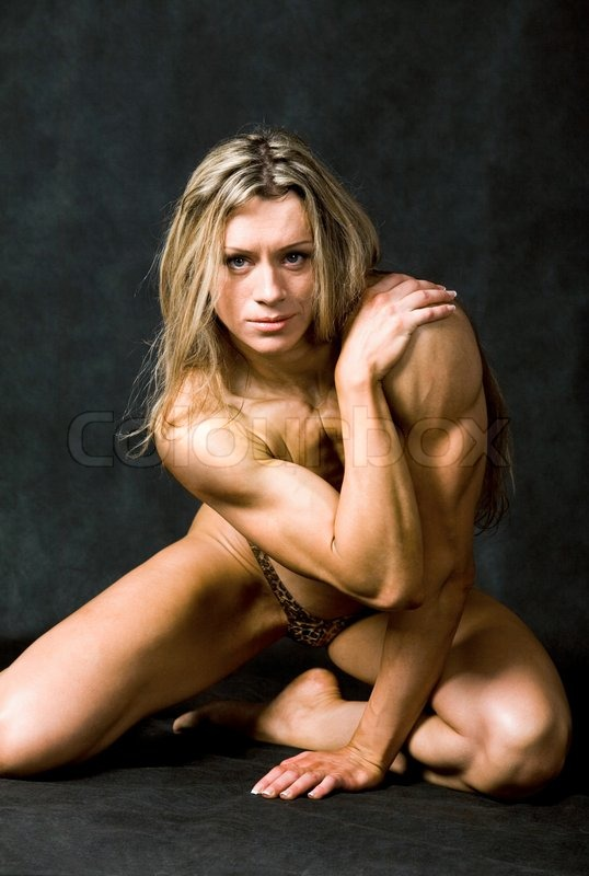 Bodybuilder  Stock Foto  Colourbox-5940