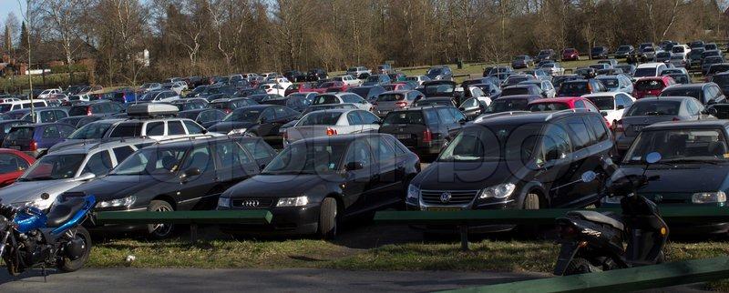 parkering dyrehavsbakken