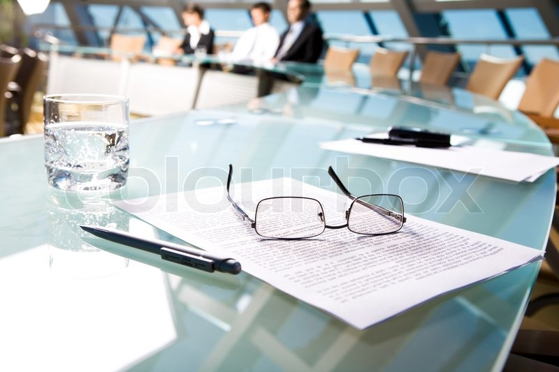 Stock image of 'Workplace'
