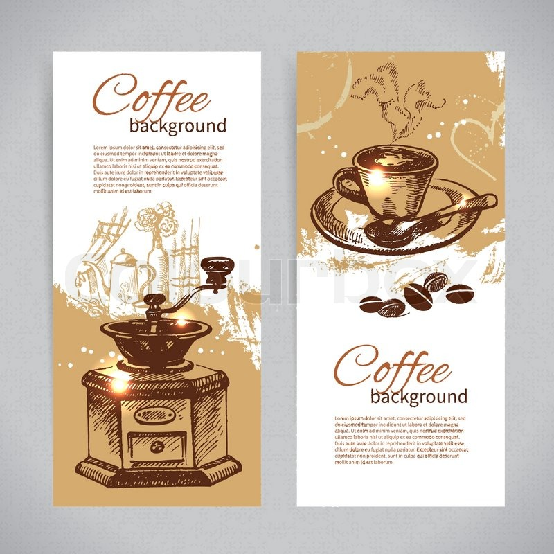 vintage coffee wallpaper - photo #33
