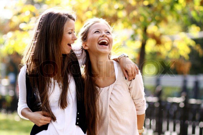 Бесплатное фото своих подруг