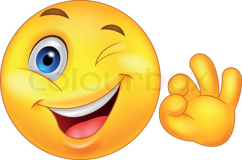 https://www.colourbox.com/preview/6623776-smiley-emoticon-with-ok-sign.jpg Thumbs Up Text Emoticon