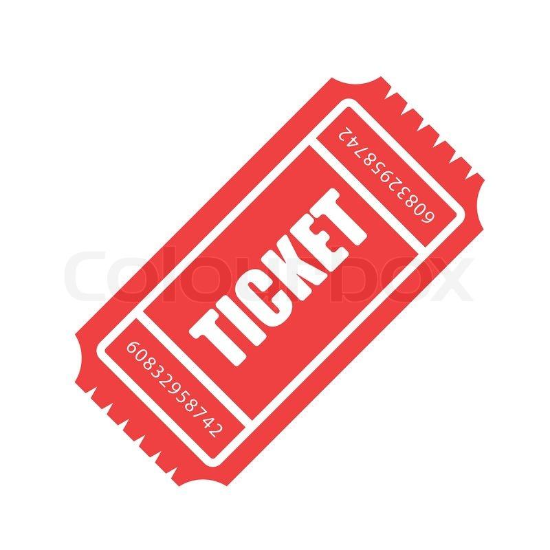 Vintage Ticket Clip Art