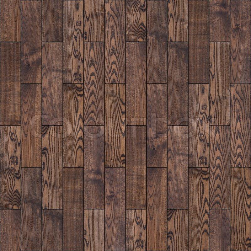 Brown Wood Parquet Floor Seamless Texture Stock Photo Colourbox