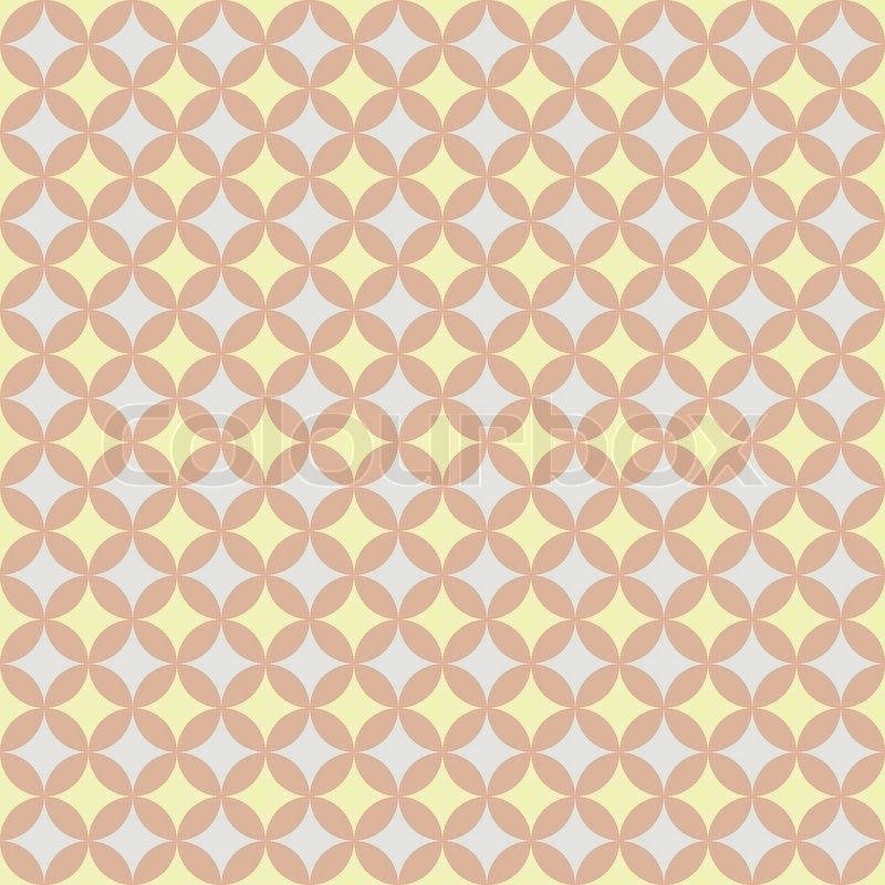 retro geometrische nahtlose muster mit triangleseps vektorgrafik colourbox. Black Bedroom Furniture Sets. Home Design Ideas