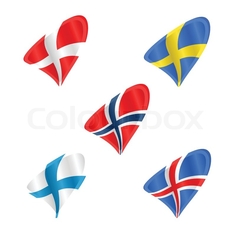 Image Result For Scandinavian Flags Countries