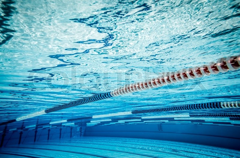 Swimming Pool Lanes Background swimming pool | stock photo | colourbox