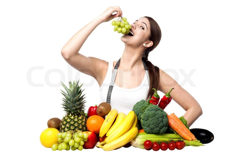 Grapes Fruit or Vegetable Fruits And Vegetables All