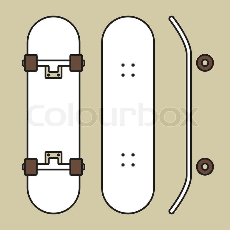 Как сделать рисунок на скейтборде своими руками