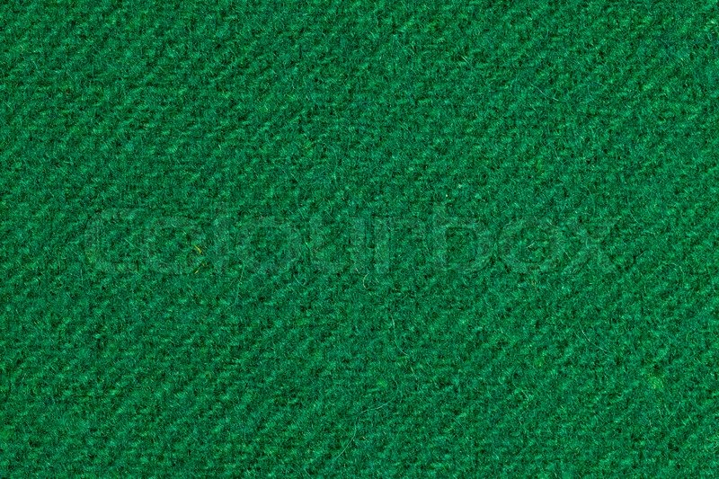 Poker table felt in green color - Poker Table Felt Background In Green Color Stock Photo Colourbox