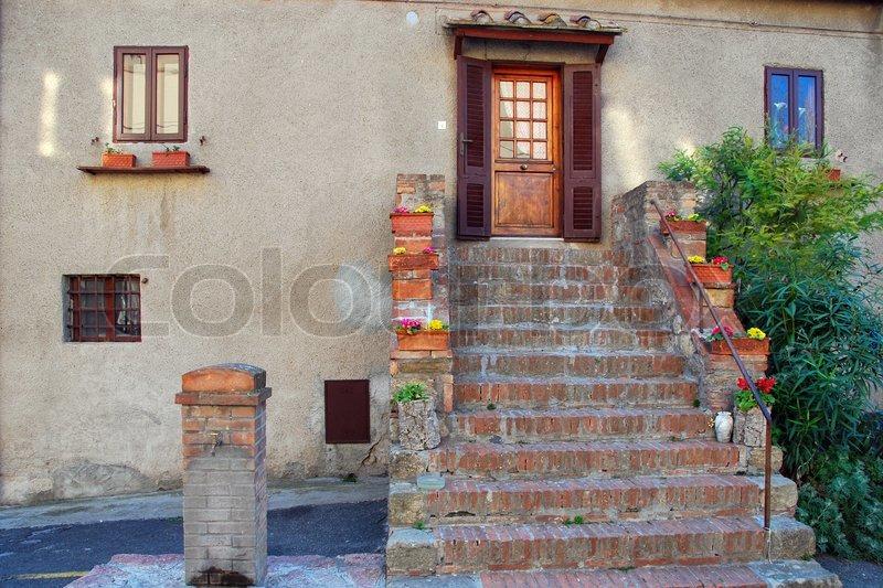 Дом аллегровой в тоскане