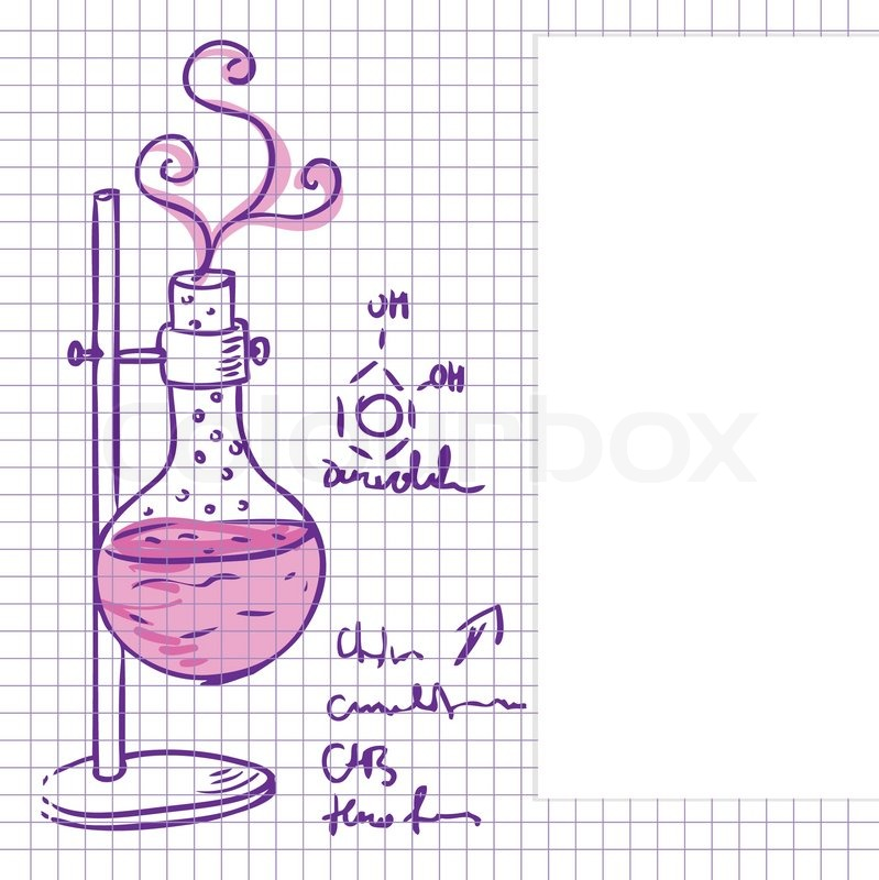 Science chemistry laboratory vector background sketchy style stock science chemistry laboratory vector background sketchy style vector ccuart Images