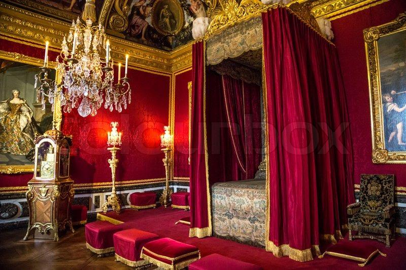 Leje af slot i frankrig