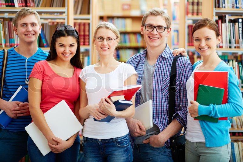 фото со студентами