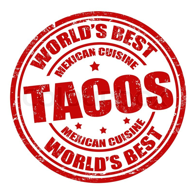 Authentic Mexican Food Symbol