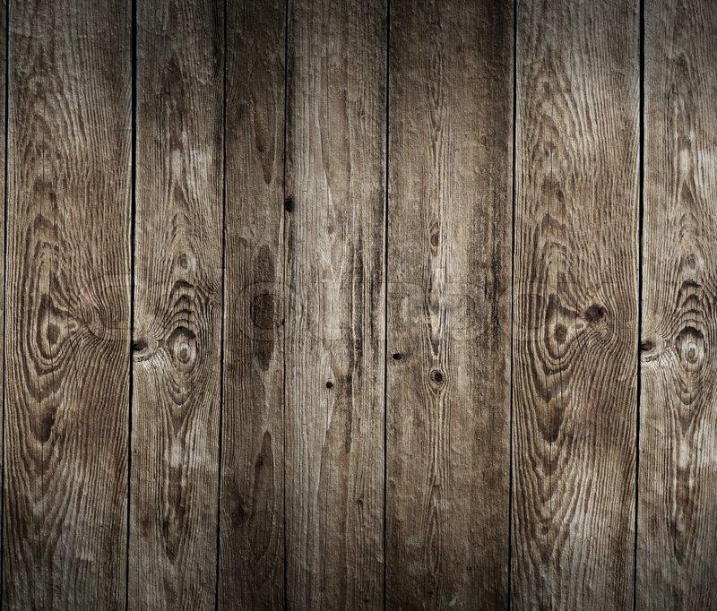 Gebeizt Holzwand Hintergrund Textur Stockfoto Colourbox