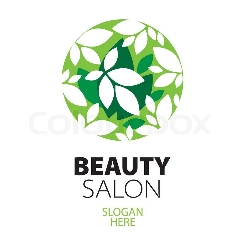 Natural Health And Beauty Store Front Sign