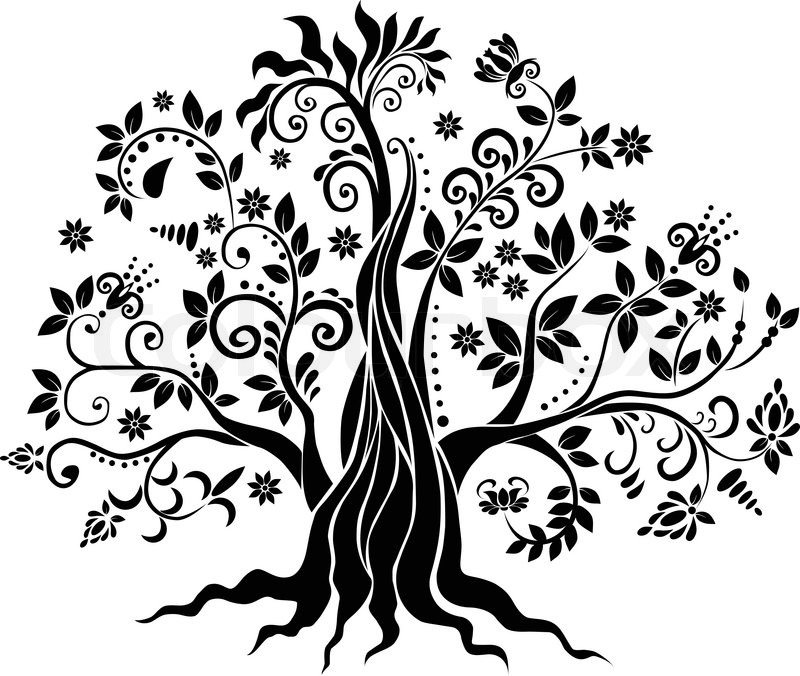 design tree vector