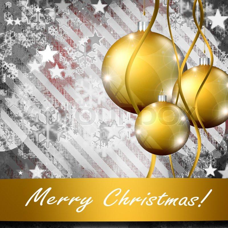 Elegante weihnachten hintergrund stock foto colourbox for Foto hintergrund weihnachten