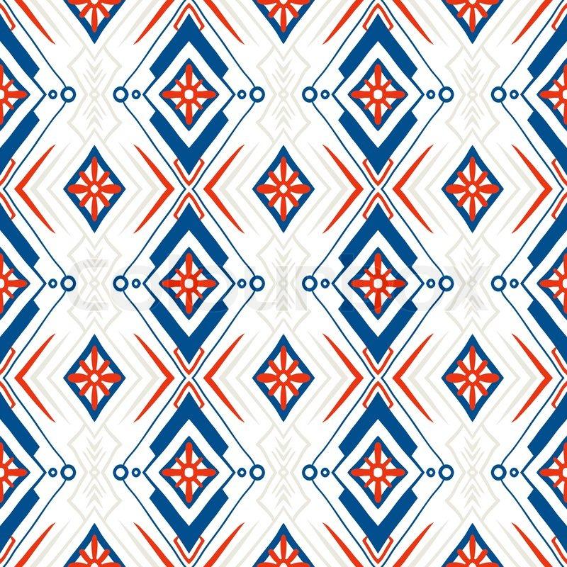 Квадратный орнамент скандинавские мотивы
