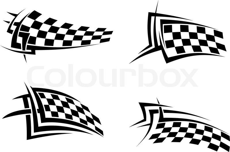 Tour De France Et Celebration De La Passion Du Velo as well Fox Logo besides 36 Vector Racing Flags 18954 furthermore 23025 as well 13102. on racing graphic design