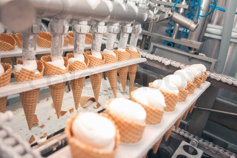 icecream industry American chemical society: while working as a chemist in the food science industry 2 soft-serve ice cream was born on memorial day in 1934 when an ice cream.