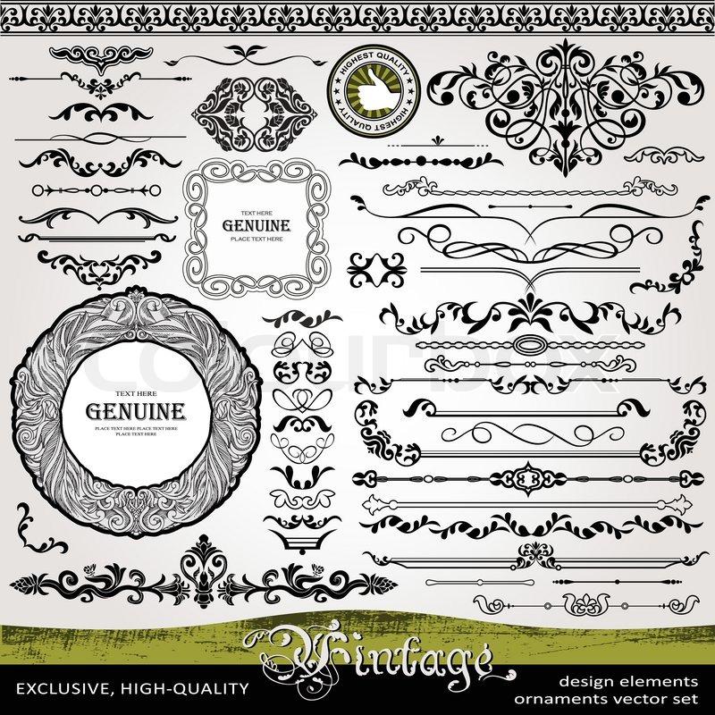 Bilderrahmen verzieren ornamente  Luxus-Vintage-Stil, exklusive Spitzenqualität klassische Satz von ...