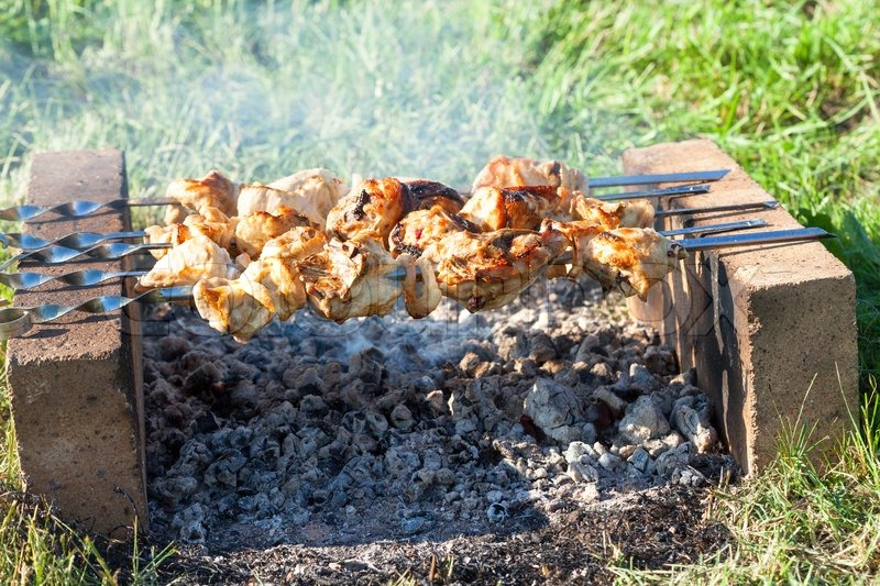 how to cook kebabs in the oven