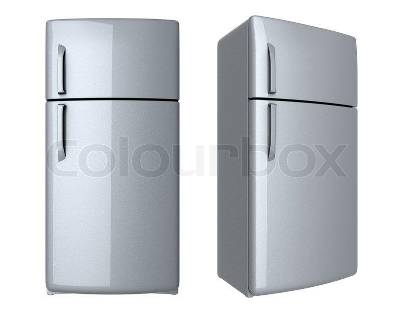 Retro Kühlschrank Grau : Moderne kühlschrank stockfoto colourbox