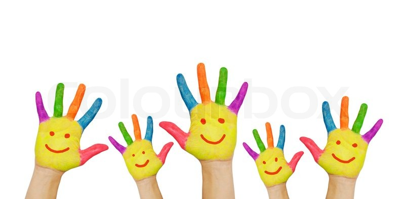 children handshake clipart - photo #39