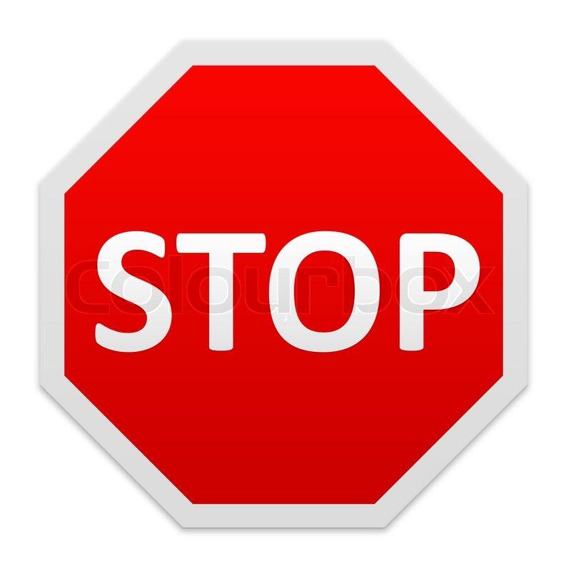 Stop Merkki Väistämisvelvollisuus