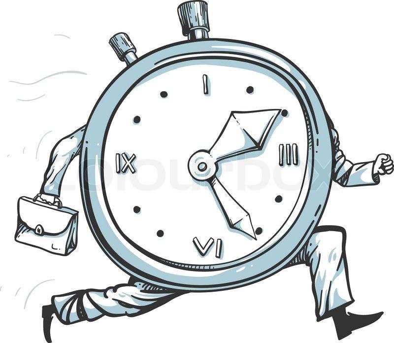 racing the clock clip art video - photo #30