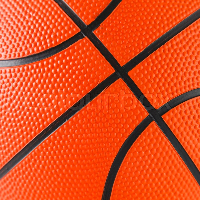 Basketball textures for background, stock photo