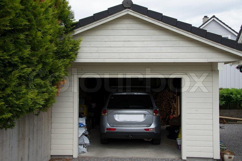 Flot Garage og bil | Stock foto | Colourbox OP-24