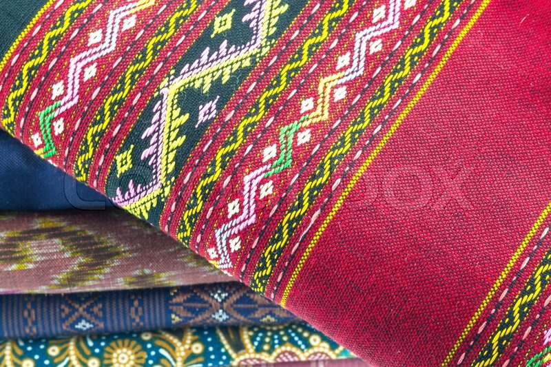 Product of THAI handmade, stock photo