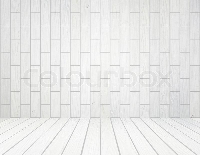 white wood floor background. Exellent White White Wood Wall Block Style And Floor Background  Stock Photo  Colourbox To Wood Floor Background B