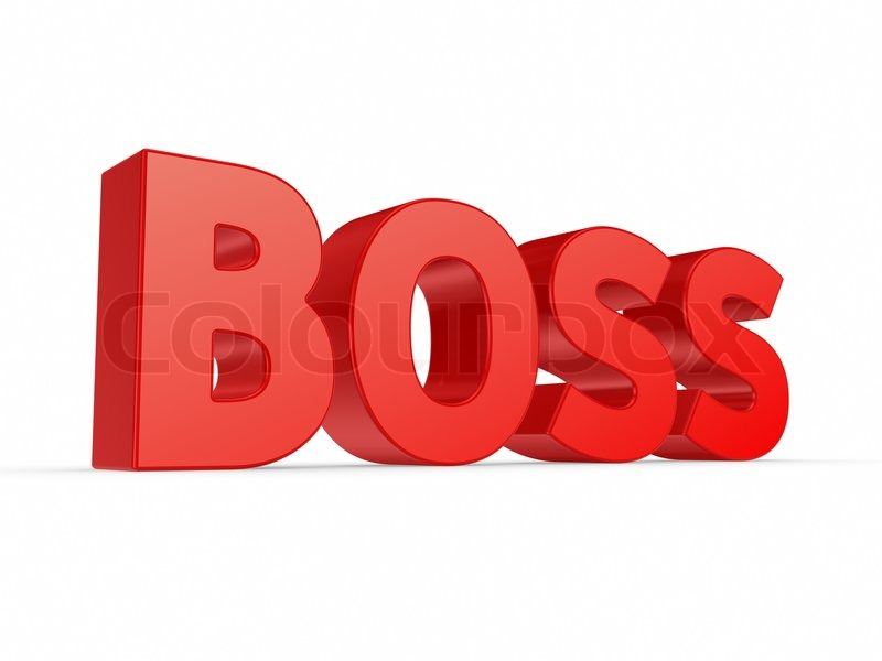 Word Town search word: Boss