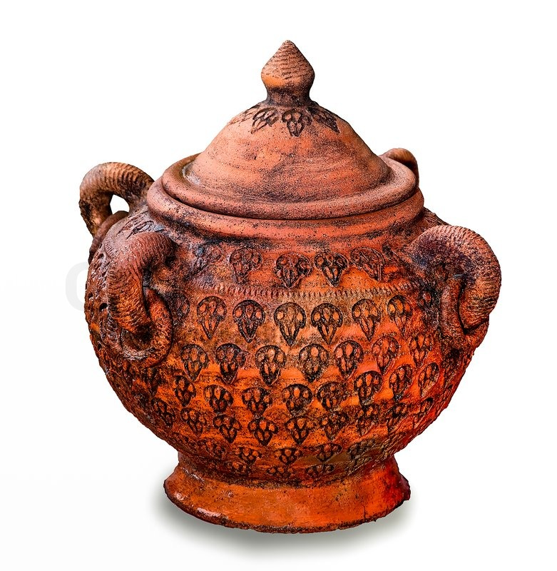 Earthenware Pot 39 The Old Earthenware Pot