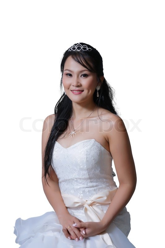 Asian Lady Bride In 14