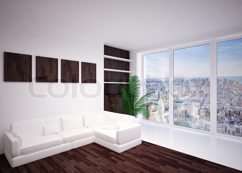 moderne indretning Moderne indretning af stue i hus , lounge , lejlighed | stock foto  moderne indretning