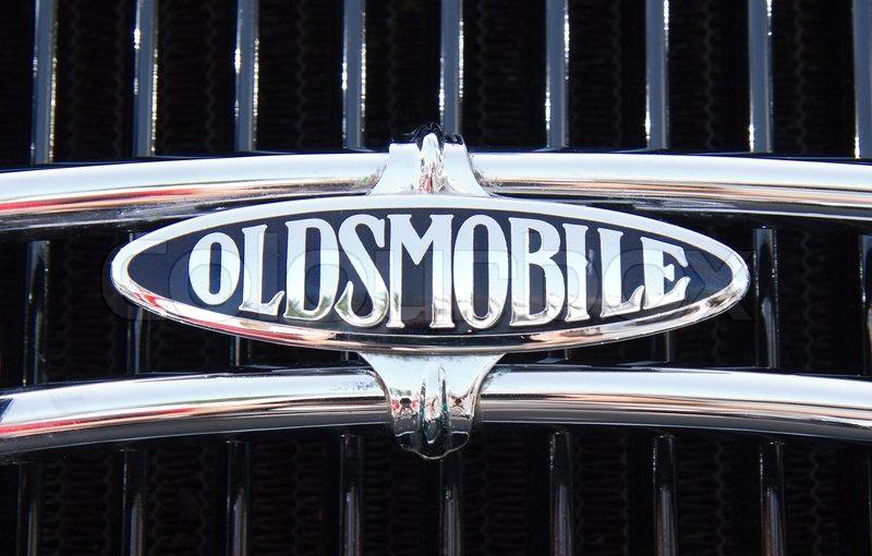 Puerto De La Cruz July 14 Oldsmobile Symbol On Anique Luxury Car