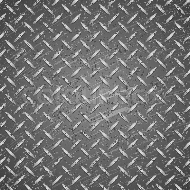 Metal texture | Stock Vector | Colourbox