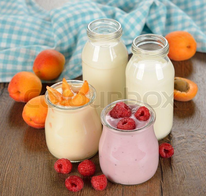 Фруктово молочная диета